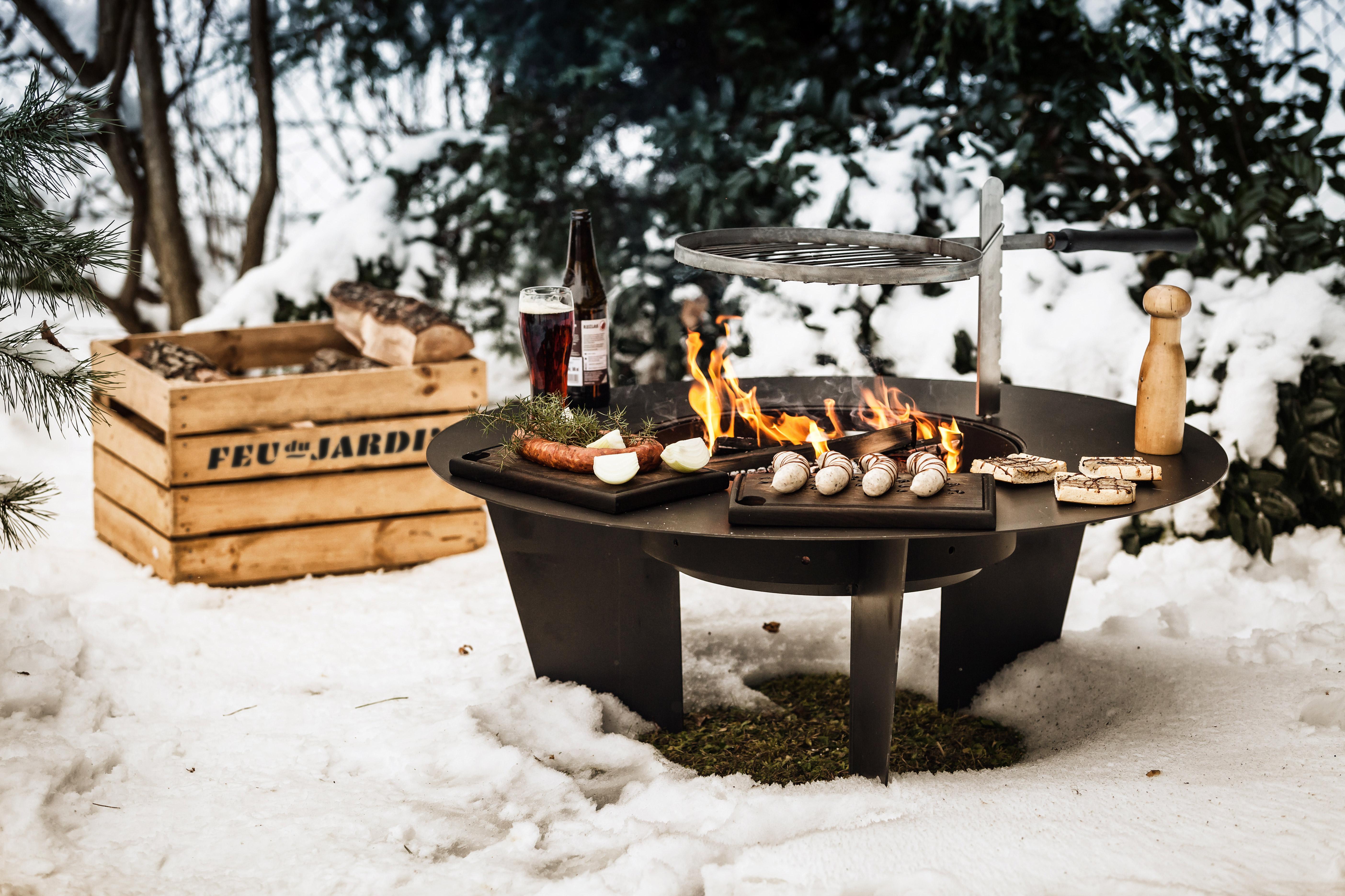Barbecue olymp vente et livraison de produits naturels pour le jardin et la maison - Table jardin barbecue creteil ...